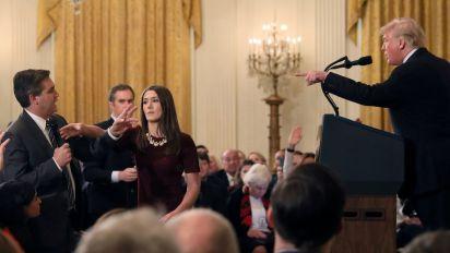 Judge orders White House to return Acosta's pass