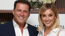 There's a surprising family guest at Karl Stefanovic's wedding