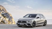 Prices unveiled for the new Mercedes A-Class range