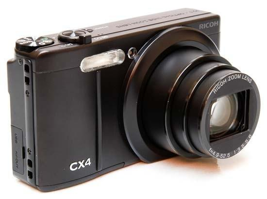 Ricoh CX4 gets reviewed: slight improvement over the CX3