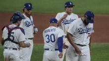 Kenley Jansen could be left in no-man's land after poor Game 2 outing