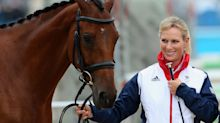Zara Tindall on what lockdown looks like at home in Gloucestershire