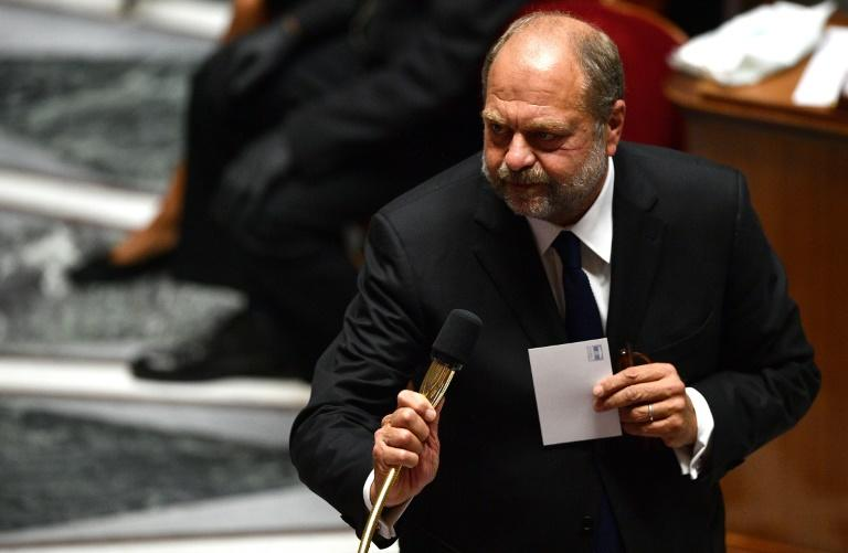 France's new Justice Minister Eric Dupond-Moretti got a rough welcome at the National Assembly