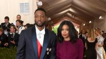 Dwayne Wade & Gabrielle Union Made Their First Met Gala Appearance as a Married Couple