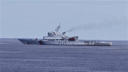 Ships Search for Missing Plane's Signals