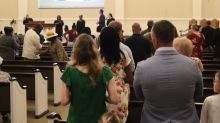 Louisiana church defies COVID-19 order, holds Sunday services