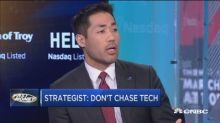 Don't chase tech here, recommends top strategist Dan Suzuki