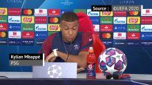 """Finale - Mbappé : """"La Ligue des champions ? Ma mission quand j'ai signé à Paris"""""""