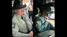 Good News des Tages: Polizist setzt Ruhestands-Funkspruch ab – sein Sohn antwortet