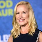 The Office's Angela Kinsey caught her nephew using her photo on Tinder