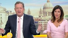 Piers Morgan criticises row over GCSE paper said to 'trigger' eating disorders