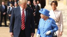 Donald Trump's UK visit cost police more than £14m, figures reveal