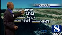 Check out your Sunday evening KSBW Weather Forecast 05 12 13
