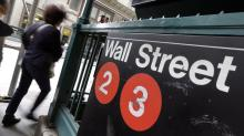 US stocks close modestly lower, but end higher for the week