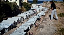 Greece to overhaul migrant camps and enforce 'air-tight' borders