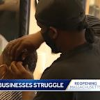 Businesses allowed to reopen struggling amid ongoing pandemic