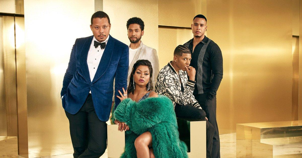 Image result for Get Ready 'Empire' writers preparing for Jussie Smollett's return in final season!