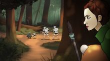 Princess Leia, Rey, Jyn, Ahsoka Headline New 'Star Wars' Female-Focused Animated Shorts