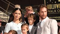 Matthew McConaughey Explains His 2014 Oscar Win to His Kids