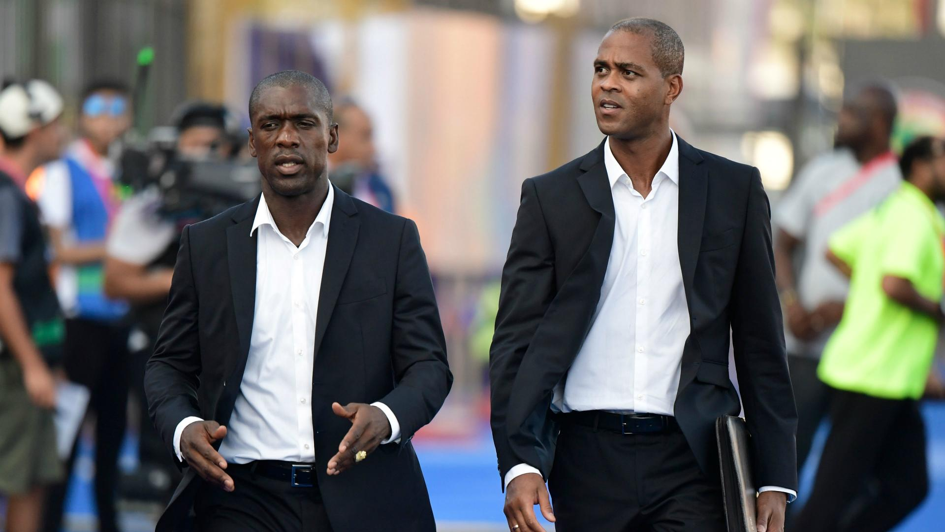 Image result for Clarence Seedorf afcon 2019