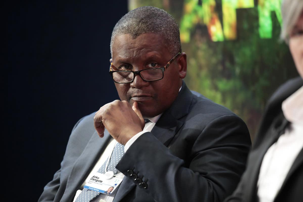 Africa's Richest Man to Invest Up to $50 Billion in U.S., Europe