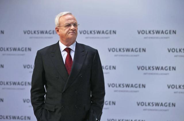 NYT finds smoking gun in the hands of Volkswagen's former CEO