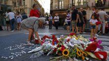 España conmemora ataques terroristas en Cataluña de 2017