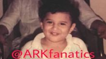 Aditya Roy Kapur looked equally cute in his childhood