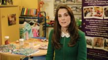 Princess Kate stars in new video for Children's Hospice Week