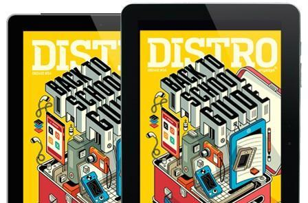 Distro Issue 54 arrives with the complete Engadget back to school guide!
