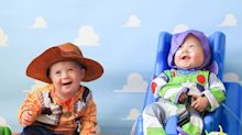 """This """"Down With Disney"""" Photo Series Aims to Create Down Syndrome Awareness in the Cutest Way"""