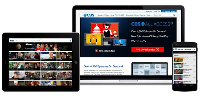 Cablevision will sell streaming CBS, Showtime to cord-cutters