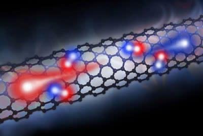 Cornell gurus look to carbon nanotubes for efficient solar cells