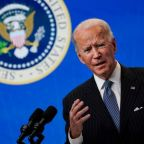 Biden ramps up vaccine goal to 150 million doses in 1st 100 days
