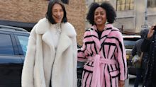 Shop the 5 Cool Coats That Defined Street Style at New York Fashion Week