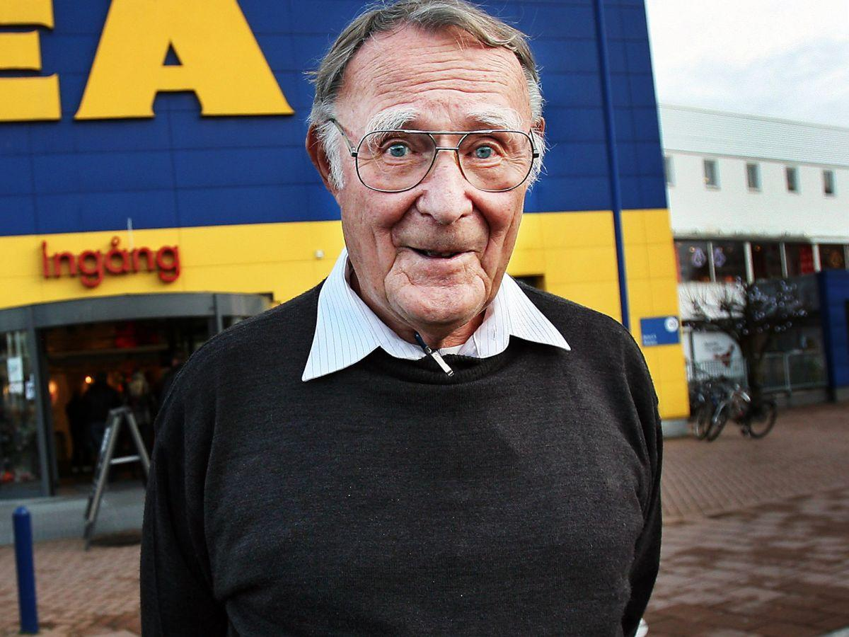 an introduction to ingvar kamprad as entrepreneurial businessman This is a list of swedish entrepreneurs and businessmen founders of oriflame ingvar kamprad it was an entrepreneurial venture in a garage.