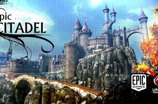 Unreal Engine 3's Epic Citadel demo now available on Android with special features, iOS version updated