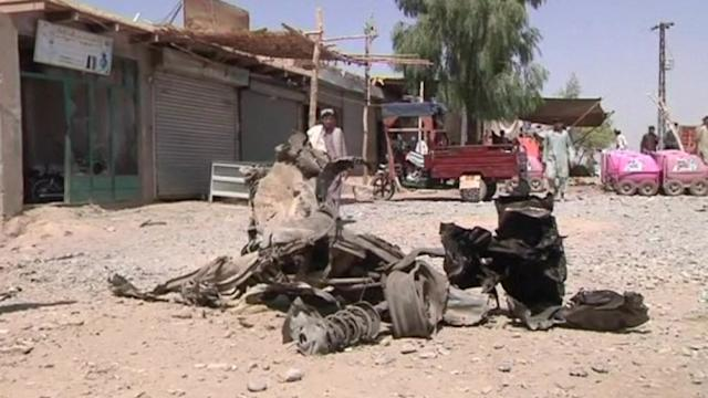3 dead, others wounded in suicide attack