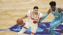 Bulls complete sweep of Hornets in LaVine's return, 120-99