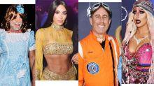 Celebrities Celebrated Halloween All Month, And It Got Weird