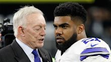 Jerry Jones does not see 'one thing' related to domestic violence with Ezekiel Elliott