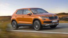 Skoda Baby SUV noch vor 2020 als geräumigere T-Cross-Alternative