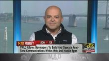 Twilio CEO says 'diversifying our customer base' and reve...
