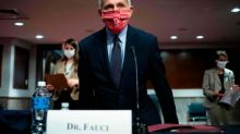 Donald Trump slammed by Dr Anthony Fauci after sharing video saying masks aren't needed to fight coronavirus