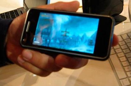Aava Mobile's Intel Moorestown prototype plays World of Warcraft beautifully (video)