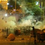 Clashes rock Beirut as security forces fire tear gas at protest