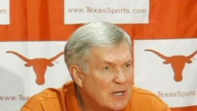 Longhorns Continue To Struggle