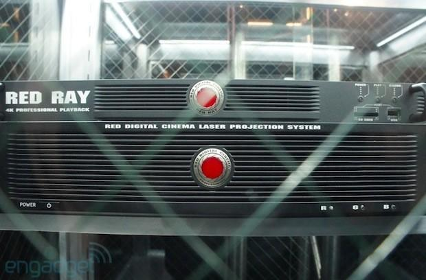 Redray 4K Cinema Player is ready to pre-order: $1,450 for high-res, high framerate home viewing
