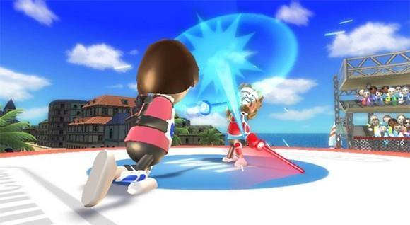 UK chart get: Tourists flock to Wii Sports Resort