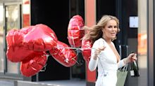 Amanda Holden strips for 50th birthday as she plans 'huge' post-lockdown party